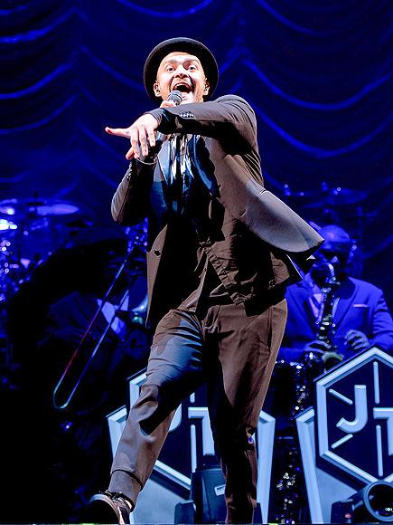 SOUNDS GOOD photo | Justin Timberlake