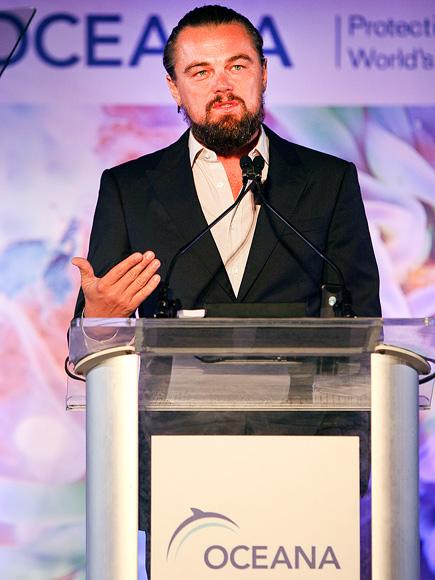 THE VOICE photo   Leonardo DiCaprio