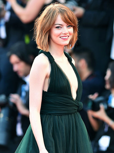 SIMPLY STUNNING photo | Emma Stone