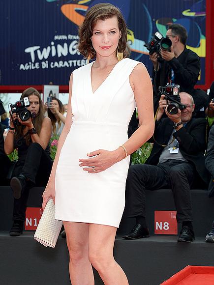 WHITE OUT photo | Milla Jovovich