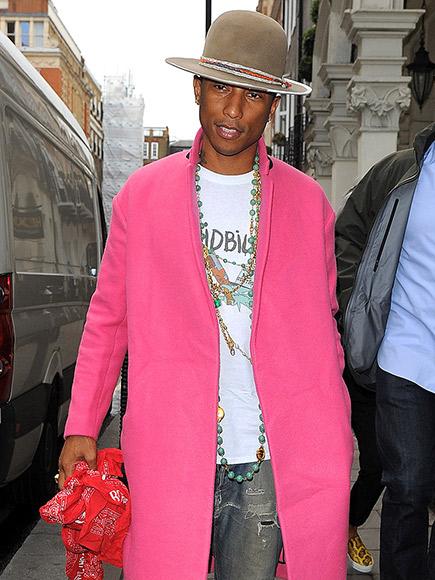 KEEP IT MOVING photo | Pharrell Williams