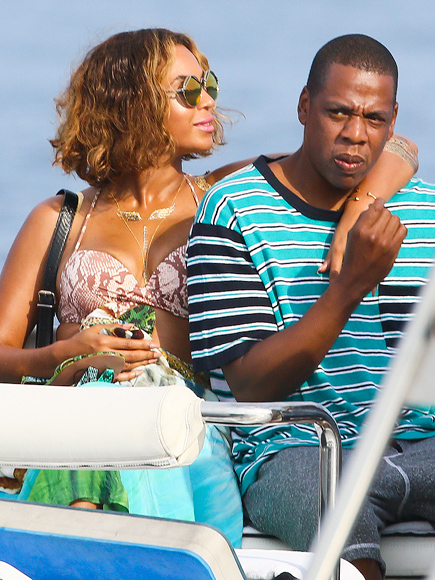 SMOOTH SAILING photo | Beyonce Knowles, Jay-Z