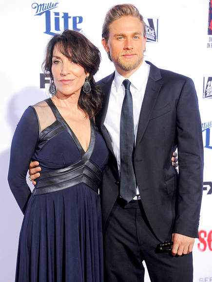 SON-Y DAY photo | Charlie Hunnam, Katey Sagal