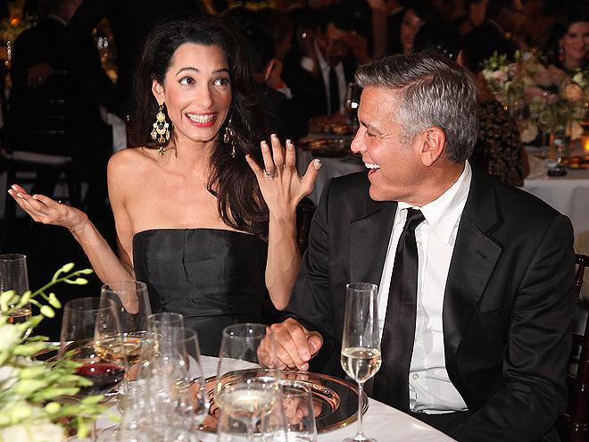 GOING PUBLIC photo | George Clooney