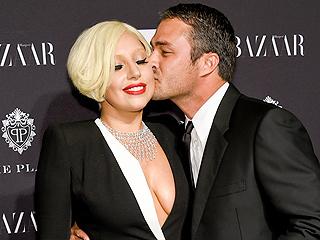 Lady Gaga: My Boyfriend Taylor Kinney Cries When I Sing | Lady Gaga, Taylor Kinney