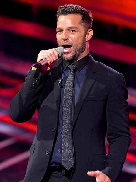 GOT MIC? photo | Ricky Martin