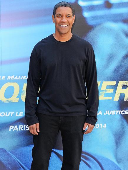 FRENCH FILM photo | Denzel Washington