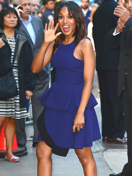 HAPPY HELLO photo | Kerry Washington