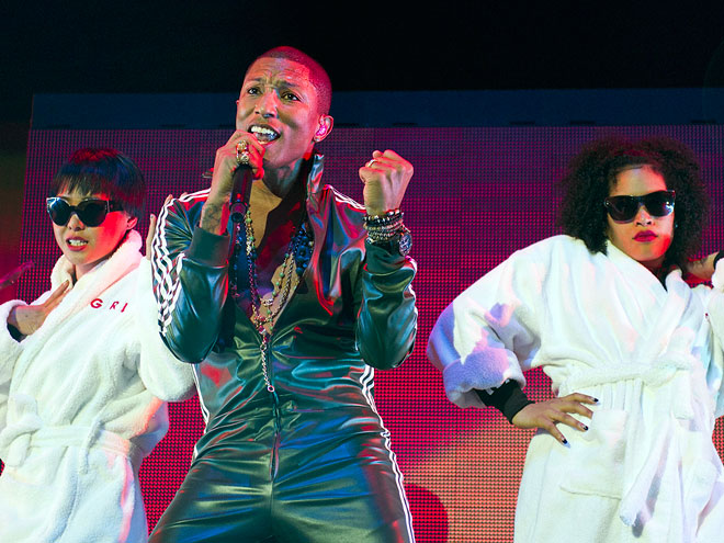 GET DOWN TONIGHT! photo | Pharrell Williams