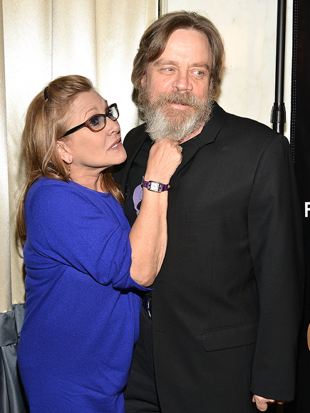 STARLIGHT photo | Carrie Fisher, Mark Hamill