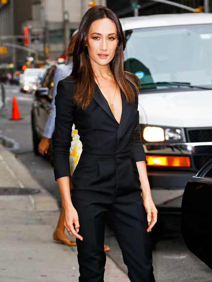 ALL FOR ONE photo   Maggie Q