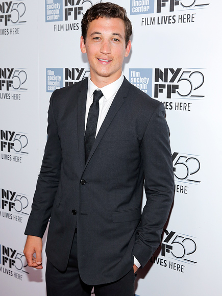 SINGLED OUT photo | Miles Teller