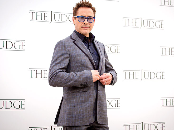 IN SESSION photo   Robert Downey Jr.