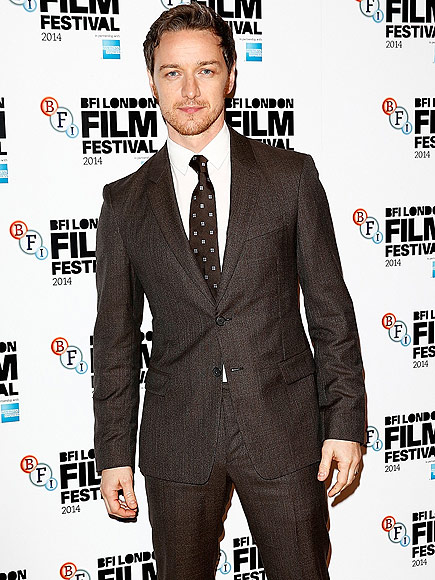 MAN OF THE HOUR  photo | James McAvoy