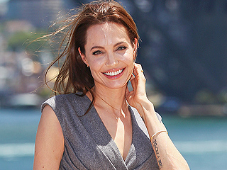 From EW: Angelina Jolie Is Not Quitting Acting