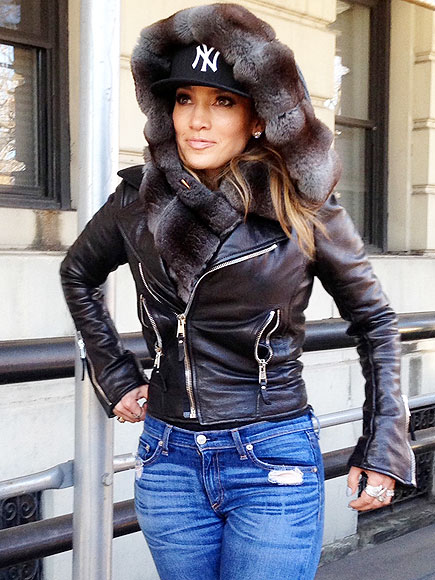 CITY STYLE photo | Jennifer Lopez