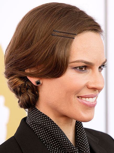 photo | Hilary Swank