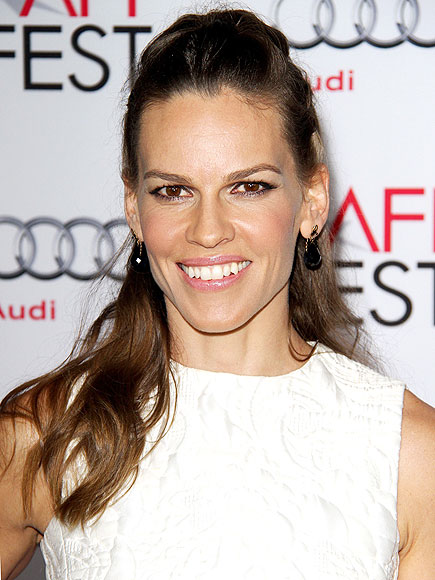 HILARY SWANK MADE JUST $75 A DAY ON BOYS DON'T CRY photo | Hilary Swank
