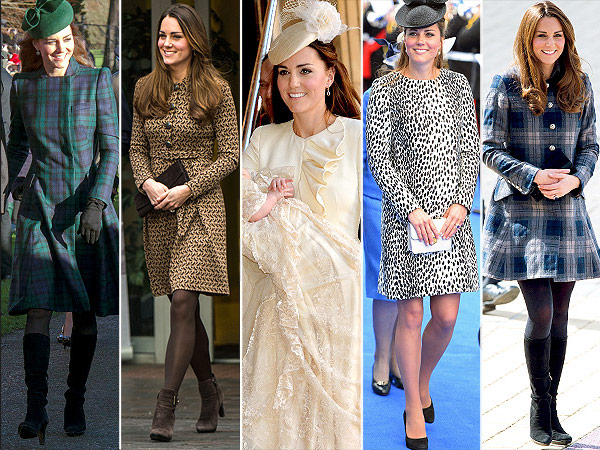 Kate Middleton's Best Coat Dresses