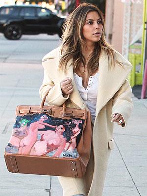 Kim Kardashian Birkin