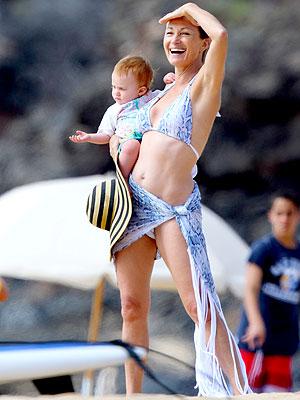 Jane Seymour bikini
