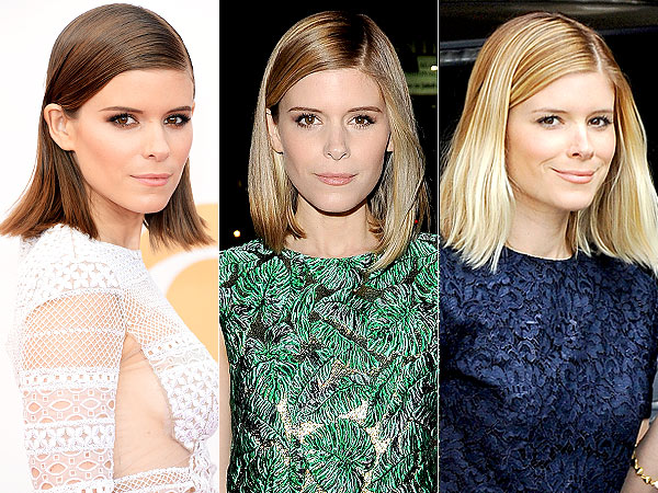 Kate Mara blonde hair