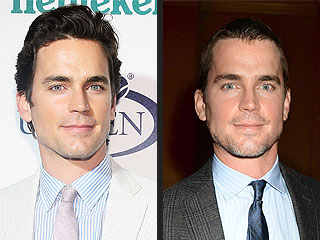 Matt Bomer Gets a Buzz Cut: Check Out His Newly Shorn Locks