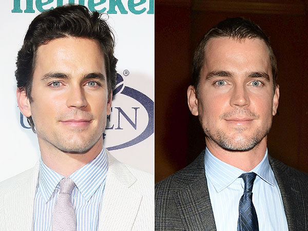 Matt Bomer Buzz Cut
