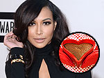 Naya Rivera Valentine's Day