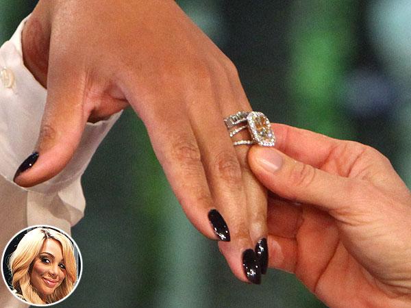 Tamar Braxton Ellen DeGeneres Push Present