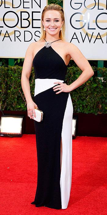 Hayden Panettiere Golden Globes