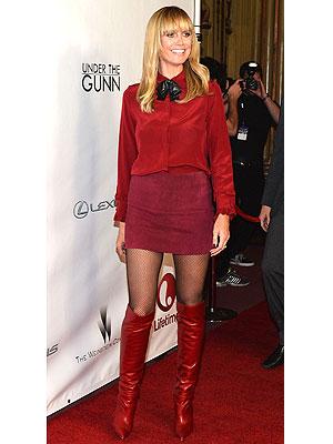 Heidi Klum Boots