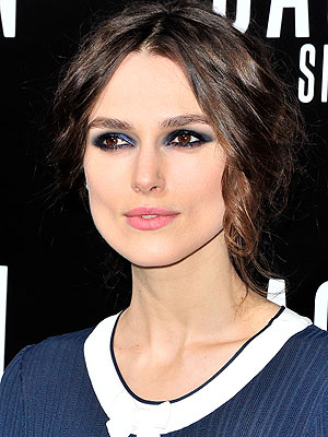 Keira Knightley makeup, style