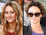 PHOTO: Vanessa Paradis Cuts, Dyes (and Perms!) Her Hair