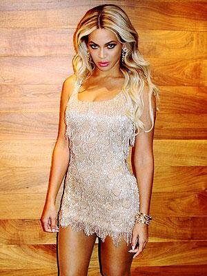Beyonce Randi Rahm dress