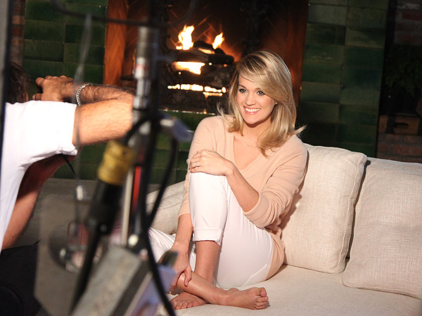 Carrie Underwood Almay