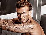 Why Is David Beckham Doing Stunts In His Undies? (Do You Really Need A Reason?)