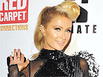 Paris Hilton Forgoes Underwear for Her Super-Revealing Sheer Dress