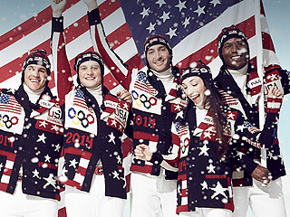 Team USA's Olympic Uniform Is More Eye-Catching Than Ever