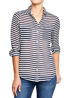 Old Navy stripes