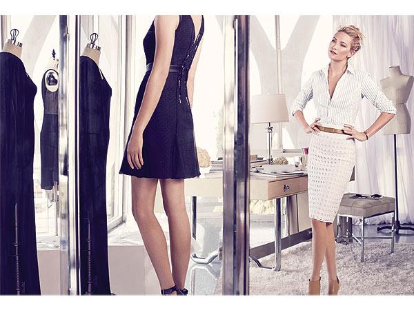 Kate Hudson Ann Taylor ads