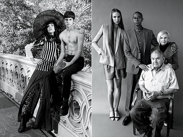 Barneys Transgender Models