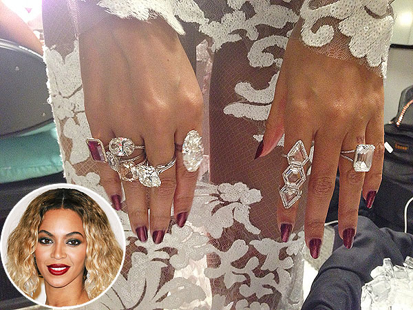 Beyonce nails Grammy Awards 2014