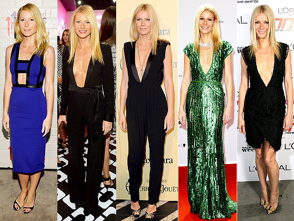 Gwyneth Paltrow style