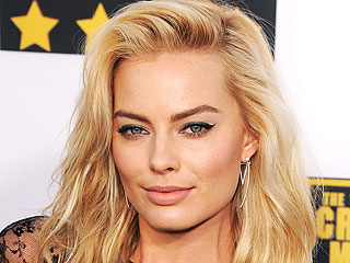 The Wolf of Wall Street's Margot Robbie Goes Brunette!