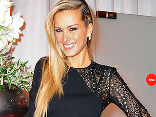 This Week's Best Dressed Makes an LBD Look Good | Petra Nemcova
