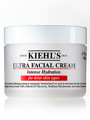 Kiehl's lotion