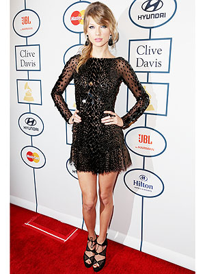 Taylor Swift Zuhair Murad dress