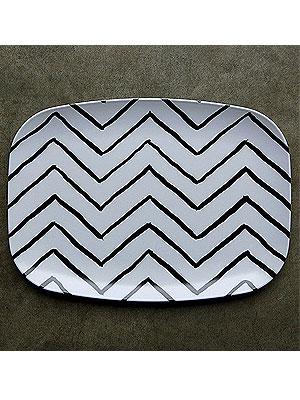 Artsy Modern tray
