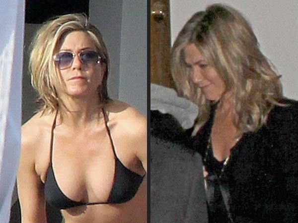 Jennifer Aniston longer hair